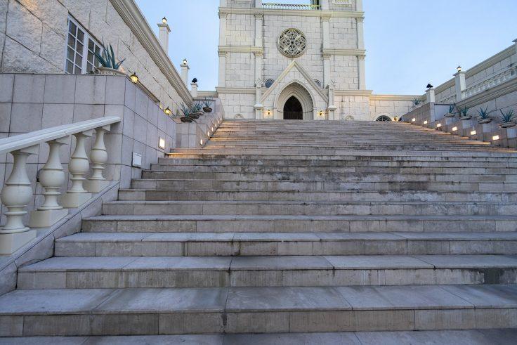 シェル・エメールの階段