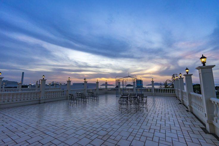 シェル・エ・メールから見た瀬戸内海2