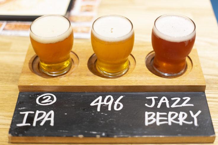京都100Kクラフトビール飲み比べ