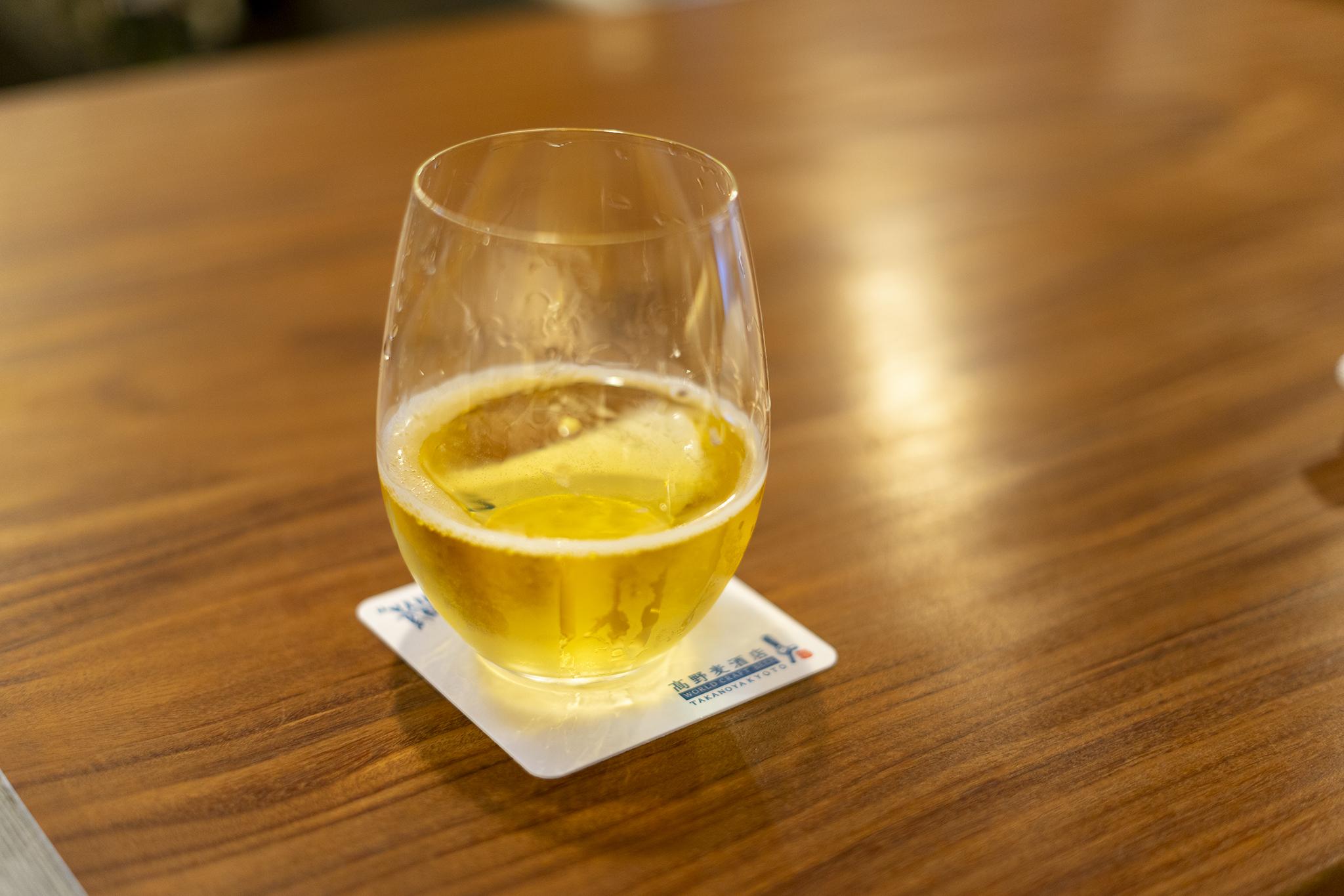 京都でクラフトビール!「高野麦酒店TAKANOYA」