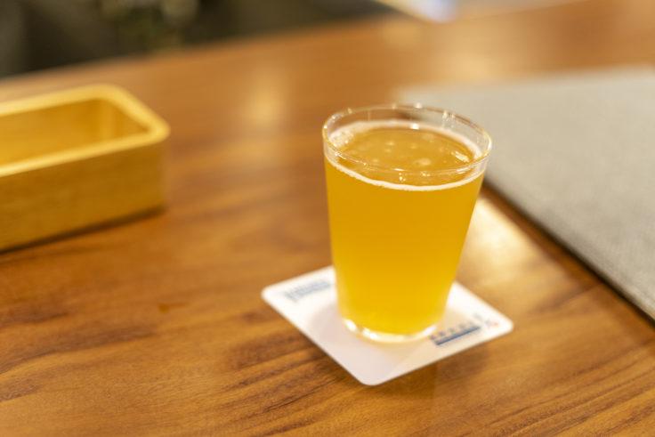 高野麦酒店のクラフトビール1