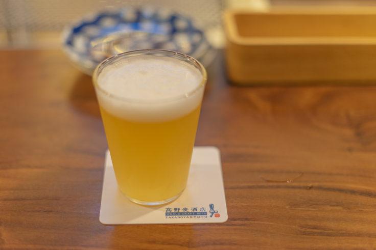 高野麦酒店のクラフトビール2