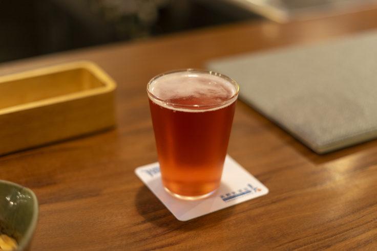 高野麦酒店のクラフトビール3
