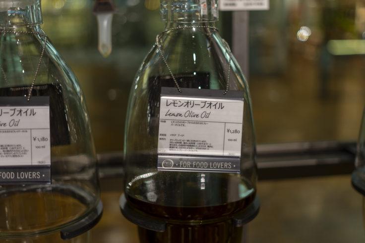 Oil & Vinegar 京都のオリーブオイル1