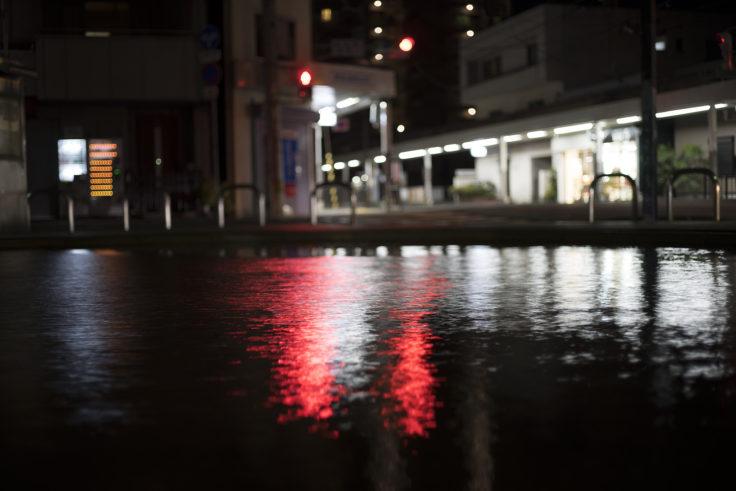 坂出市の夜景