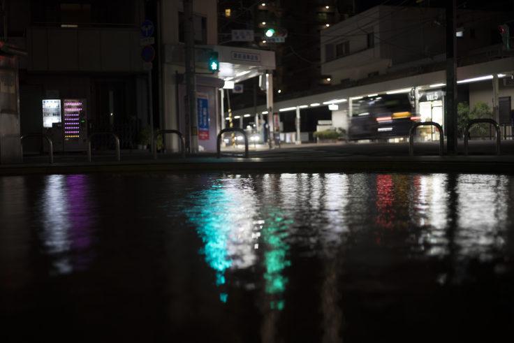 坂出市の夜景2