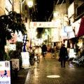SONY α7+CONTAX G Planar T*45mm F2で夜散歩~高松市繁華街編