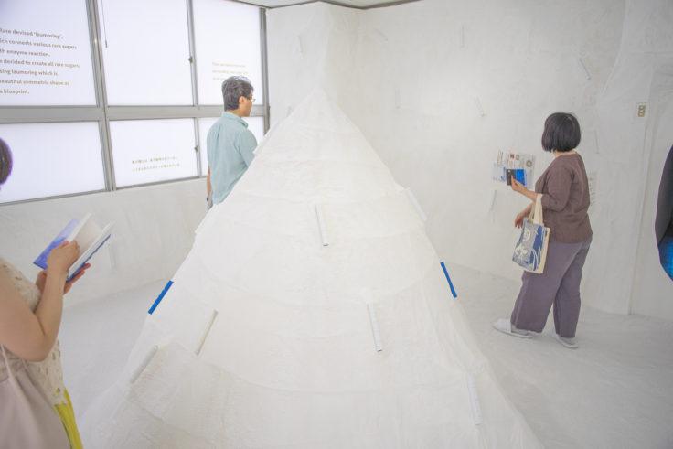 北浜の小さな香川ギャラリー Izumoring—cosmos of rare sugar