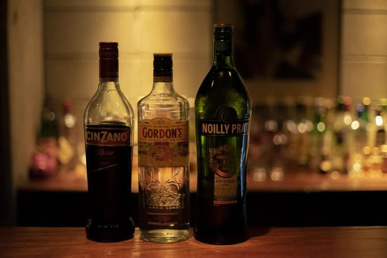 ラフシンポーのお酒たち