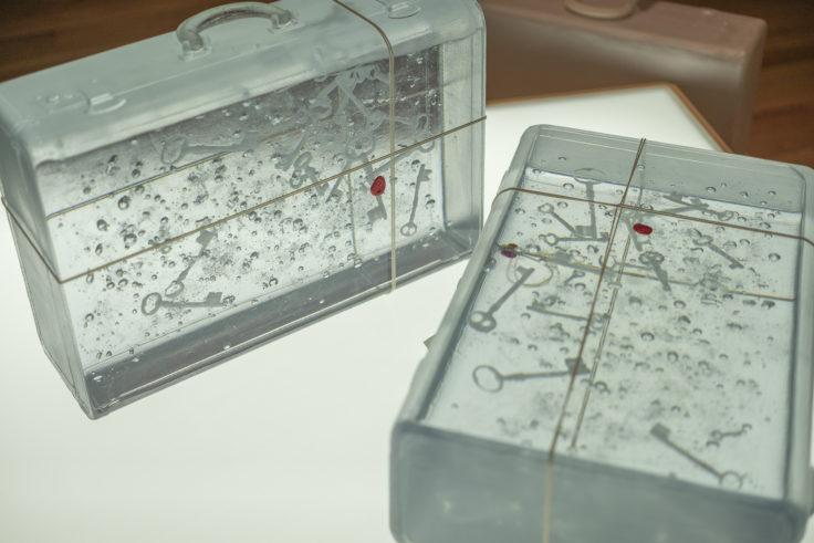 宮永愛子《suitcase -key- 》