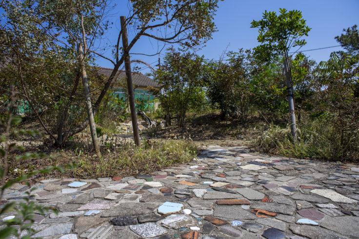 大島「森の小径」