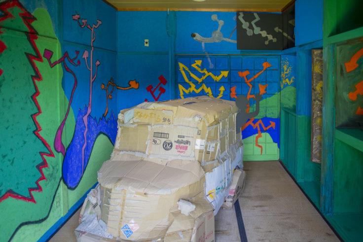 「Nさんの人生・大島七十年」-木製便器の部屋-その1