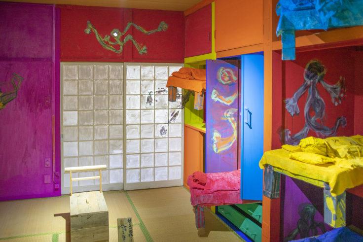 「Nさんの人生・大島七十年」-木製便器の部屋-その2