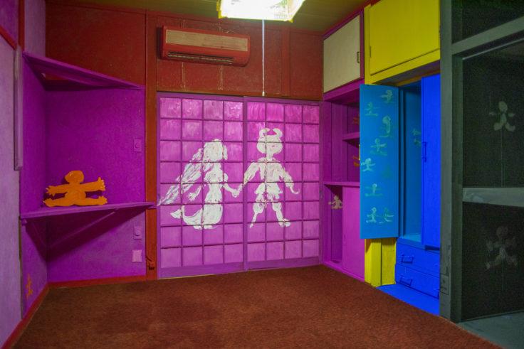 「Nさんの人生・大島七十年」-木製便器の部屋-その3