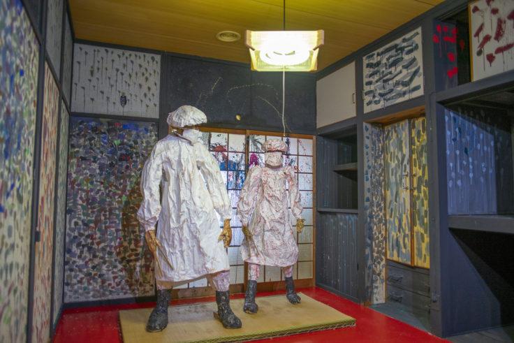 「Nさんの人生・大島七十年」-木製便器の部屋-その4