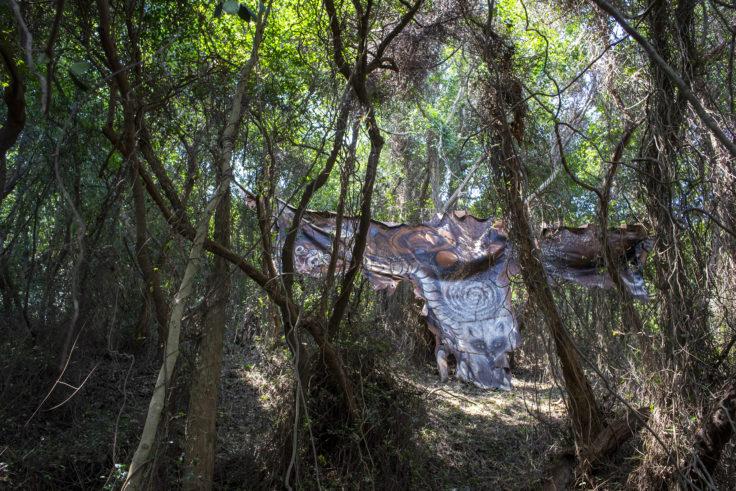 大島北の山美しい森3