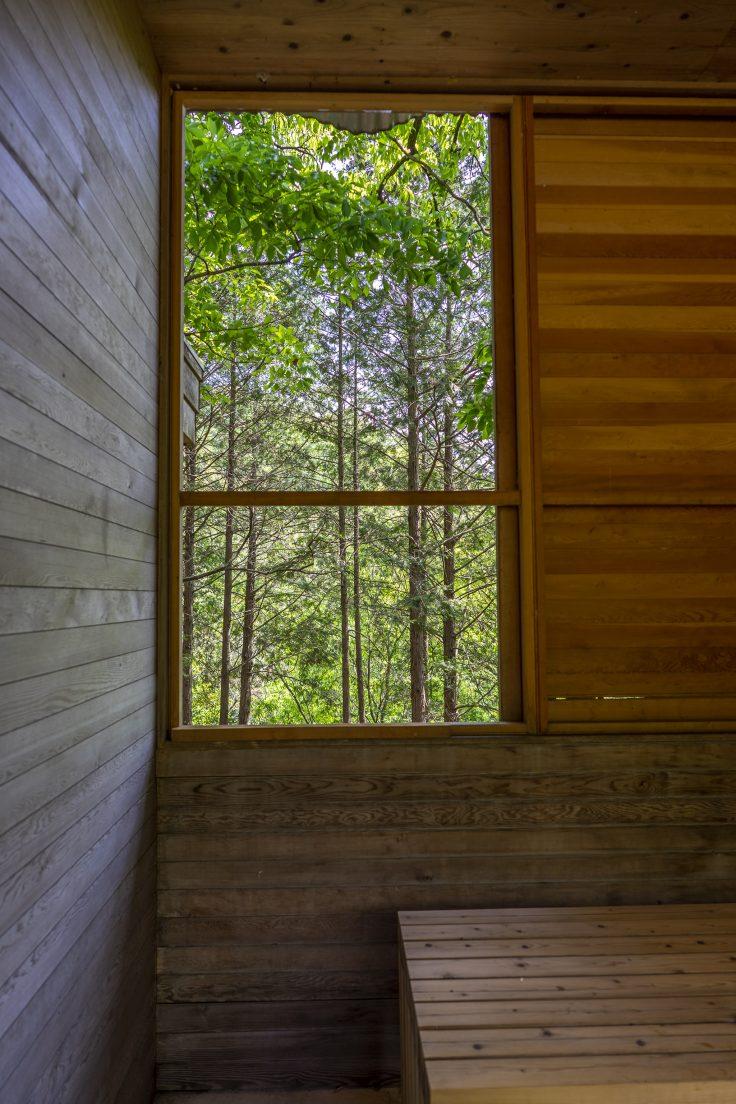木と暮らす、森の窓辺3