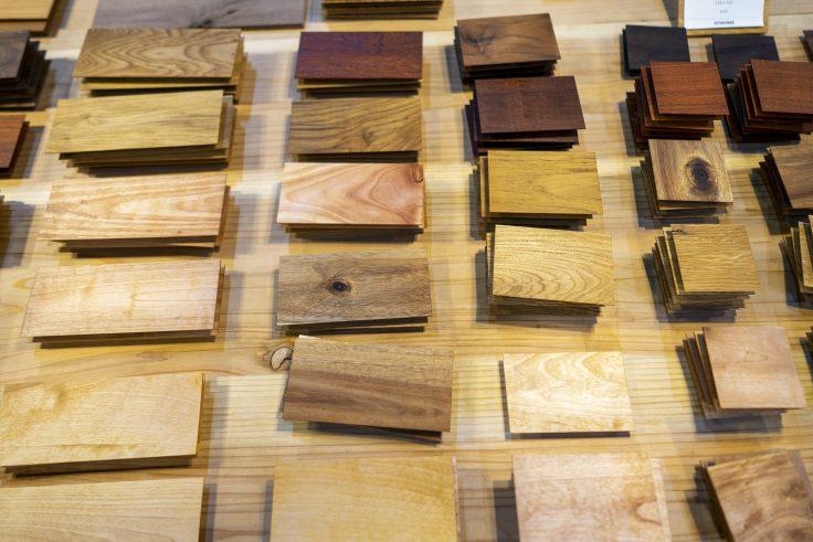 キトクラス、木材コーナー9