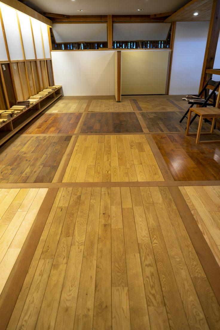キトクラス、木材コーナー10