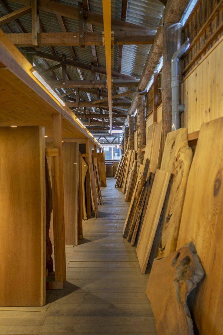 キトクラス、木材コーナー12