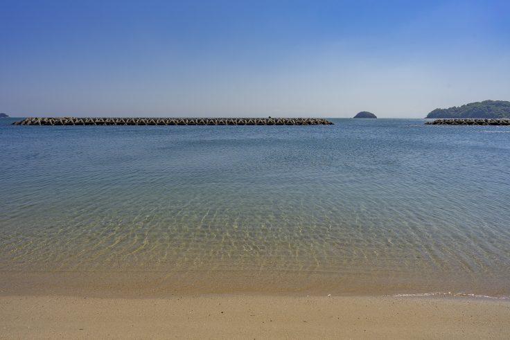 津田海水浴場