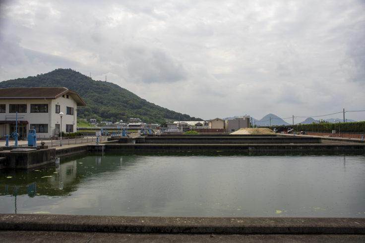高松市御殿浄水場