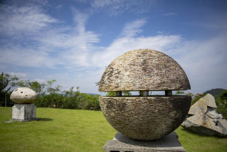 あじ竜王山公園の彫刻5