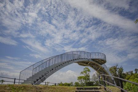 あじ竜王山公園のウォッチタワー