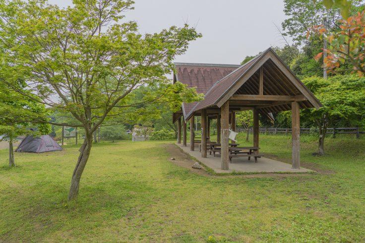 門入の郷岬の公園2