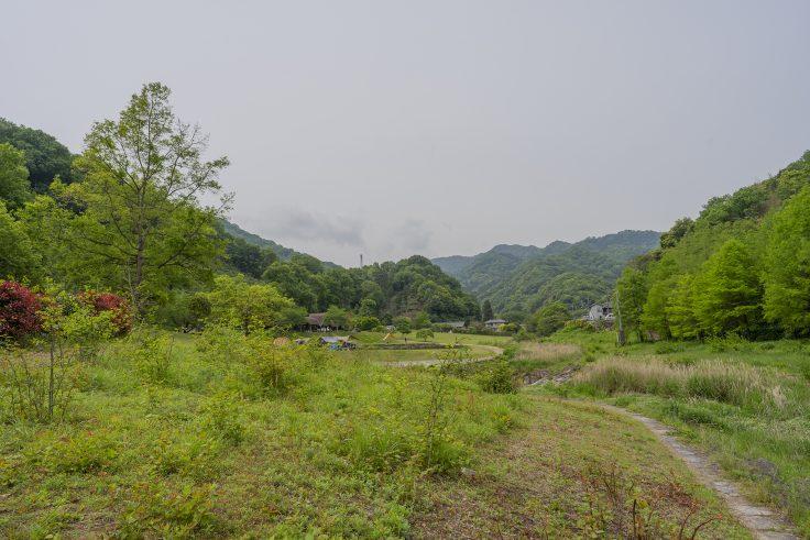 門入の郷岬の公園3