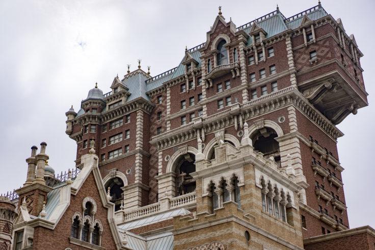 ディズニーシーのタワー・オブ・テラー