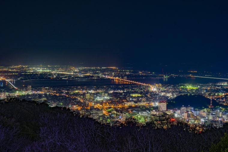 眉山夜景4