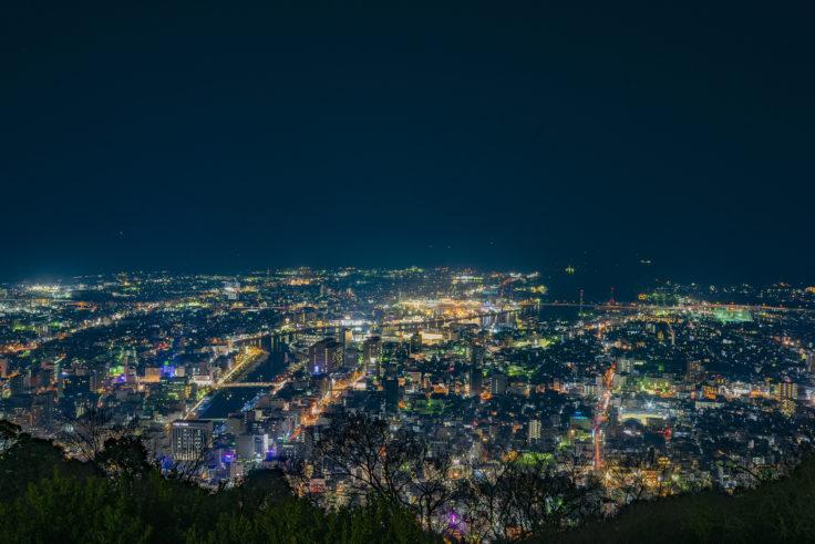 眉山夜景5
