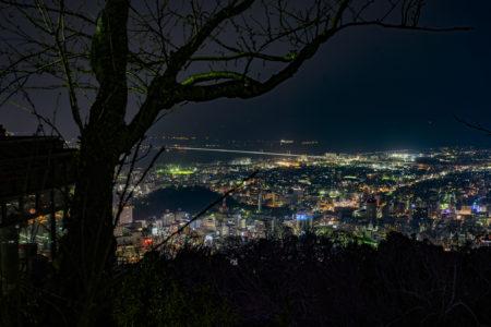 眉山夜景2
