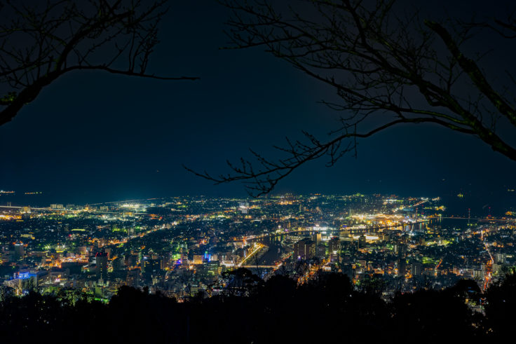 眉山夜景3