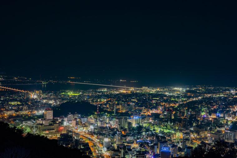 眉山夜景6
