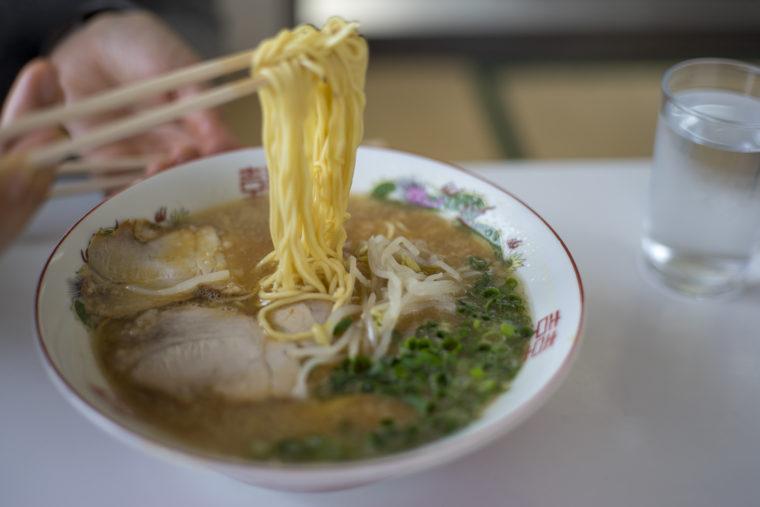 中華そば土佐の肉大リフトアップ