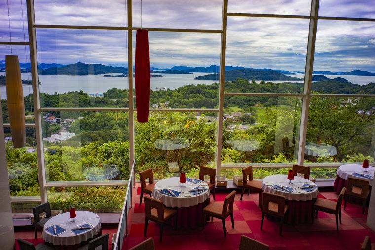 せとうち児島ホテルレストラン
