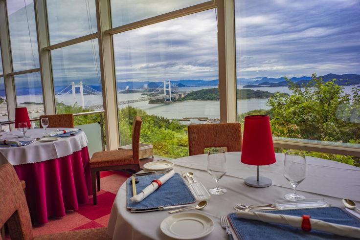 せとうち児島ホテルレストラン2