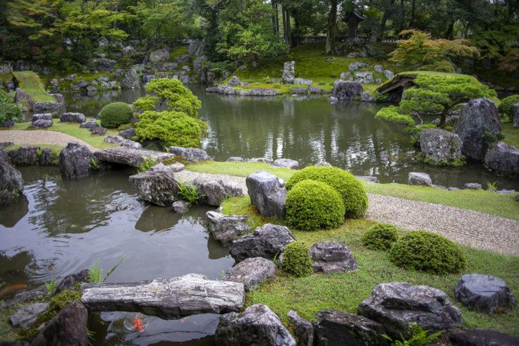 醍醐寺三宝院庭園2
