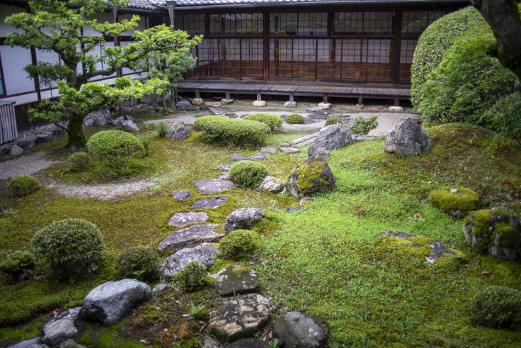 醍醐寺名のない庭園