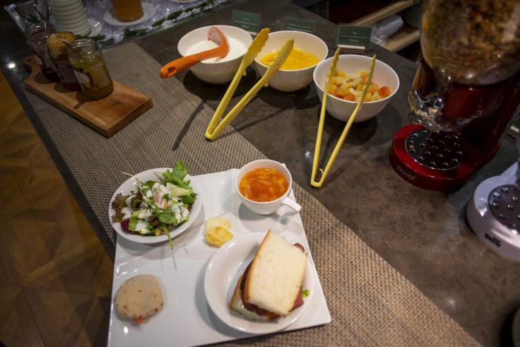 サクラテラス・ザ・アトリエの朝食3