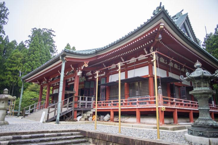 延暦寺大講堂