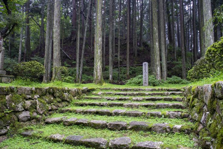延暦寺親鸞聖人のご修行の地