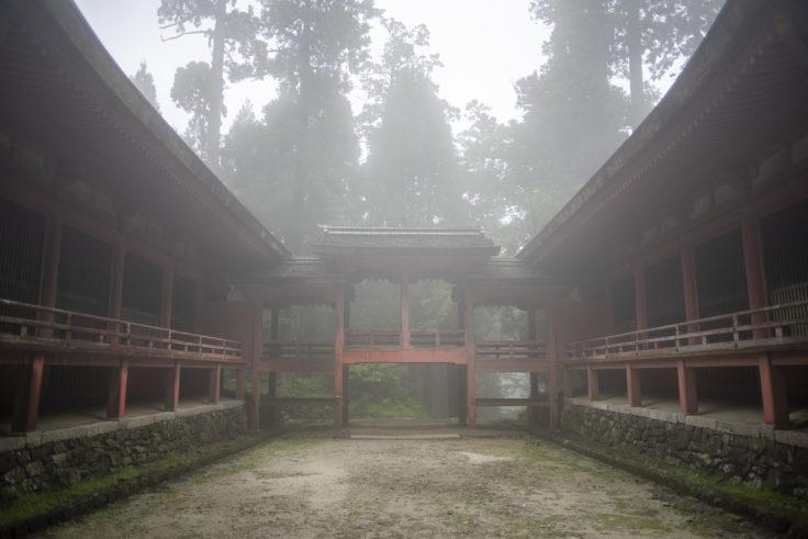 常行堂・法華堂(にない堂)2