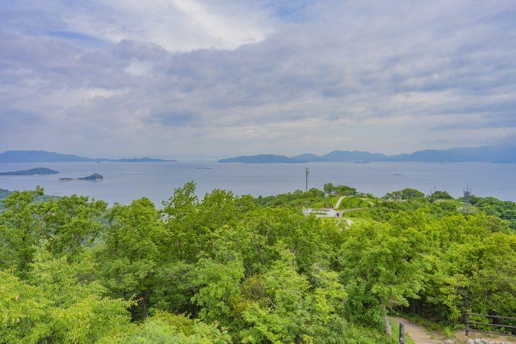 「ウォッチタワー」ジョン・クルメリングから見た瀬戸内海