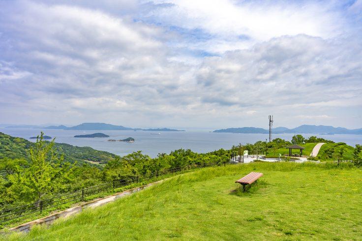あじ竜王山公園の景色3