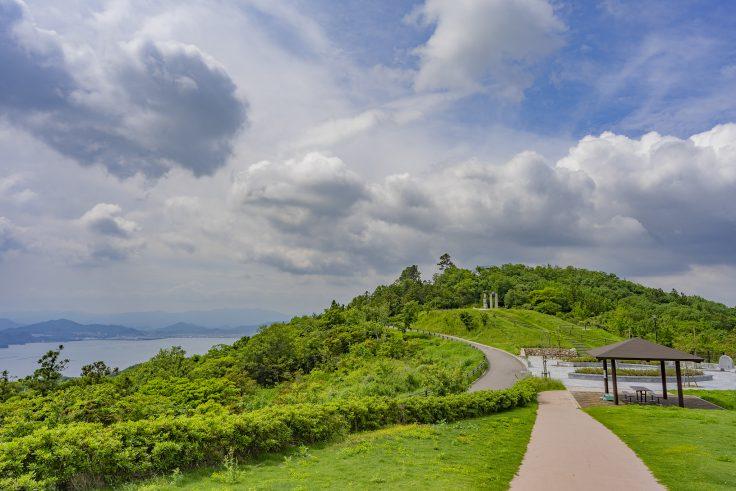 あじ竜王山公園の景色5