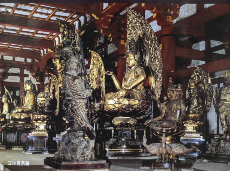 東寺立体曼荼羅2
