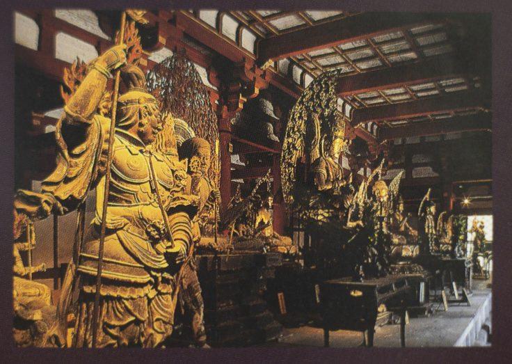 東寺立体曼荼羅